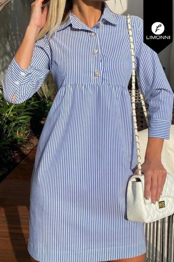 Vestidos para mujer Limonni Mailía LI3626 Cortos Casuales