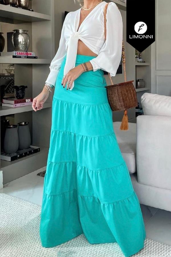 Sets Limonni Mailía LI3630 Set falda