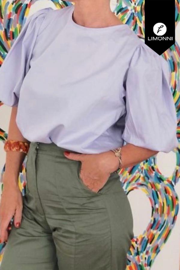 Blusas para mujer Limonni Mailía LI3631 Casuales