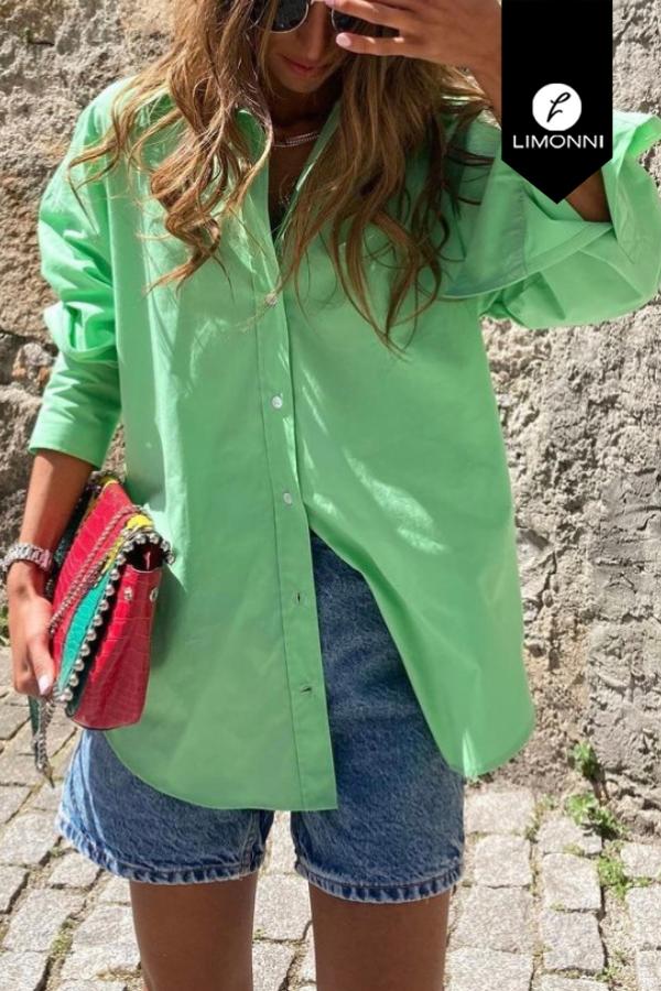 Blusas para mujer Limonni Mailía LI3635 Camiseras
