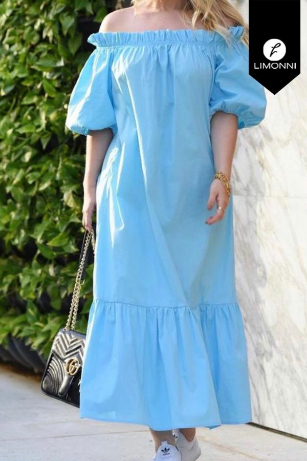 Vestidos para mujer Limonni Mailía LI3636 Maxidress