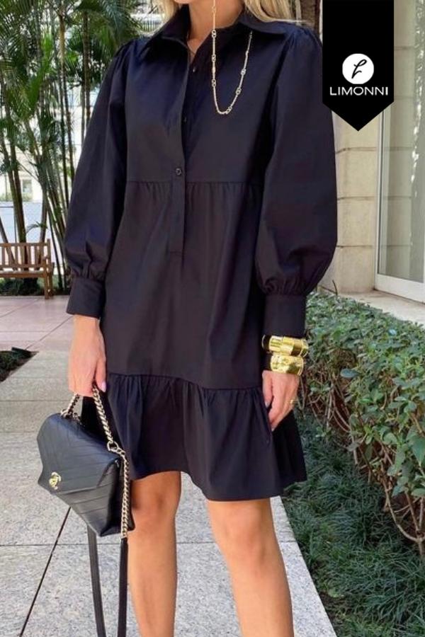 Vestidos para mujer Limonni Mailía LI3638 Cortos Casuales