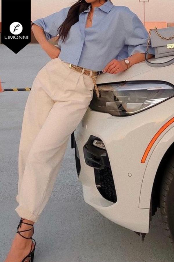 Blusas para mujer Limonni Mailía LI3639 Camiseras
