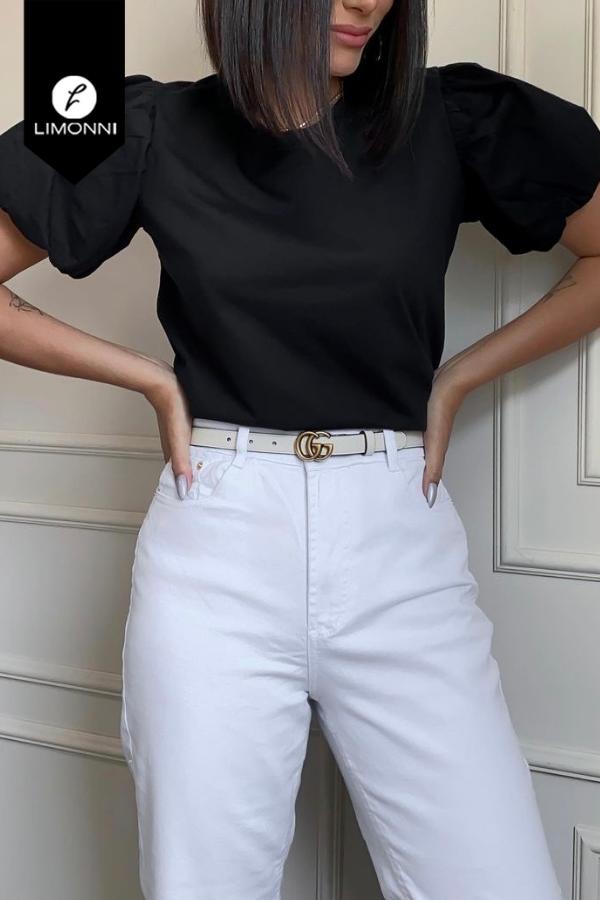 Blusas para mujer Limonni Mailía LI3644 Casuales
