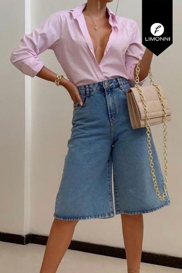 Blusas para mujer Limonni Mailía LI3646 Camiseras