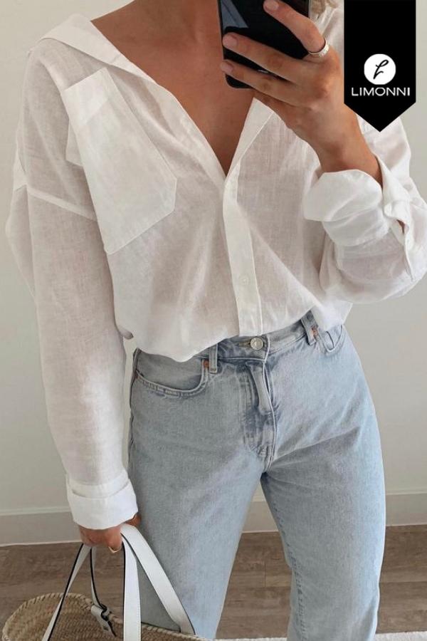 Blusas para mujer Limonni Mailía LI3650 Camiseras