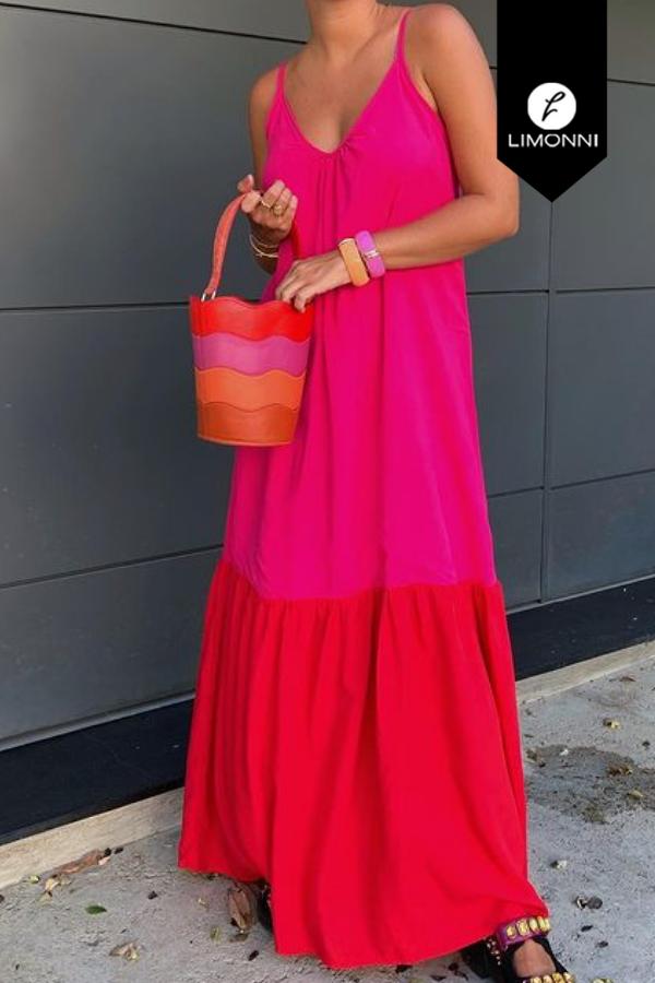 Vestidos para mujer Limonni Mailía LI3651 Maxidress