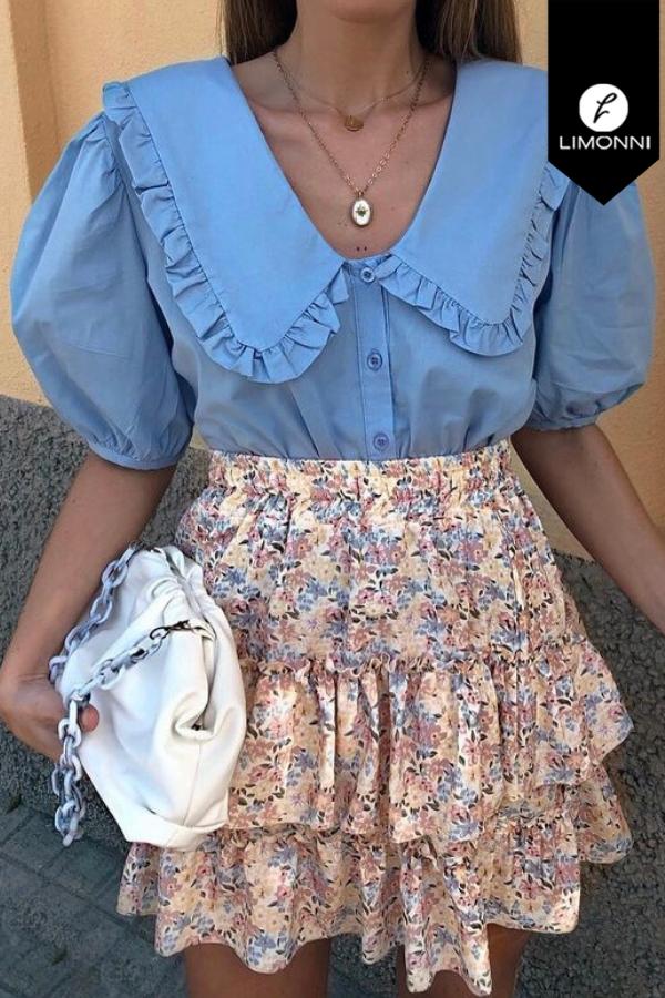 Blusas para mujer Limonni Mailía LI3652 Casuales