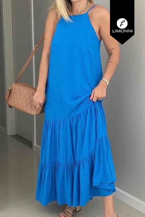 Vestidos para mujer Limonni Mailía LI3655 Maxidress