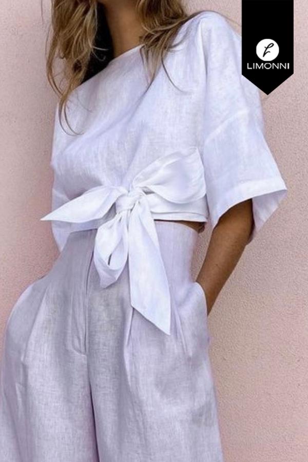 Blusas para mujer Limonni Mailía LI3659 Casuales