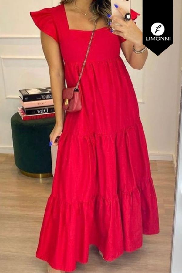 Vestidos para mujer Limonni Mailía LI3666 Maxidress