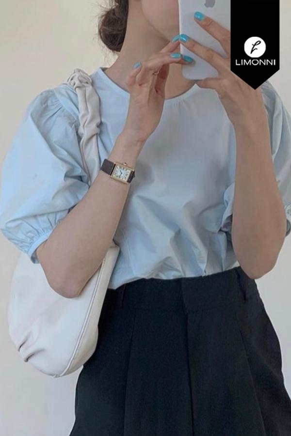 Blusas para mujer Limonni Mailía LI3669 Casuales