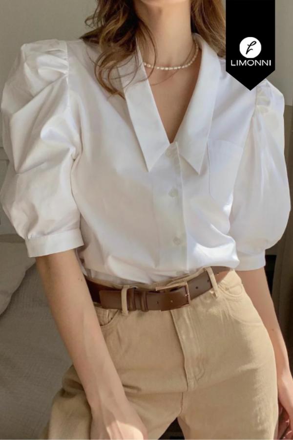 Blusas para mujer Limonni Mailía LI3670 Casuales