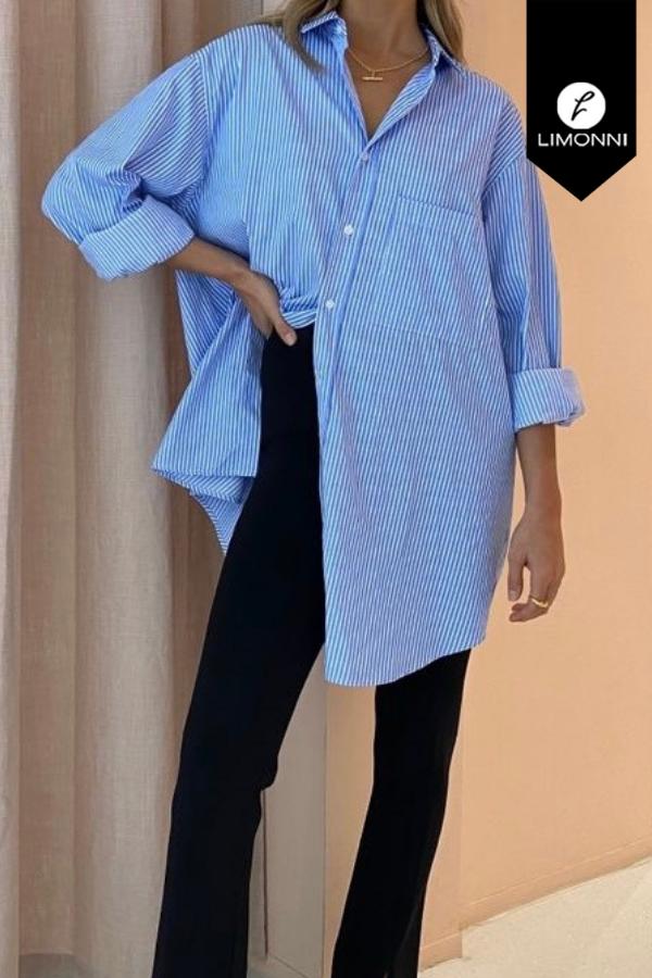 Blusas para mujer Limonni Mailía LI3671 Camiseras