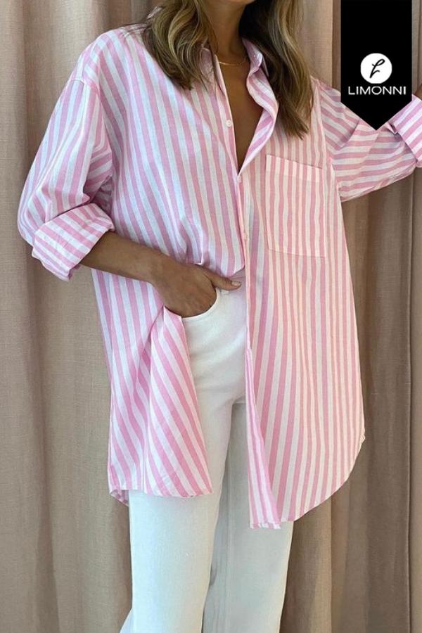 Blusas para mujer Limonni Mailía LI3672 Camiseras
