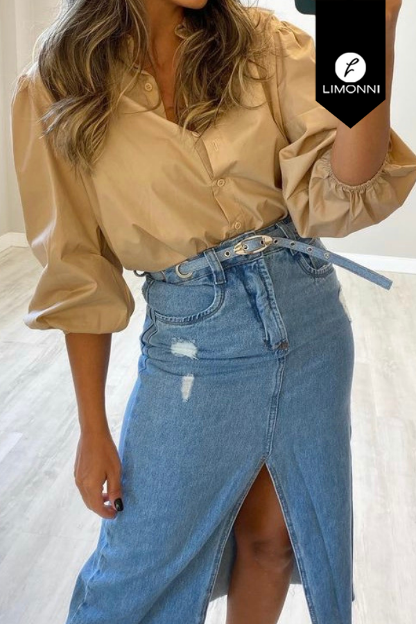 Blusas para mujer Limonni Mailía LI3675 Camiseras