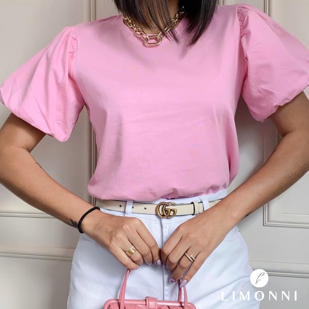 Blusas para mujer Limonni Mailía LI3677 Casuales