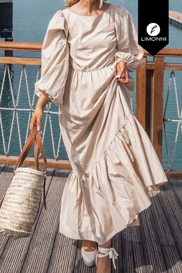 Vestidos para mujer Limonni Mailía LI3678 Maxidress