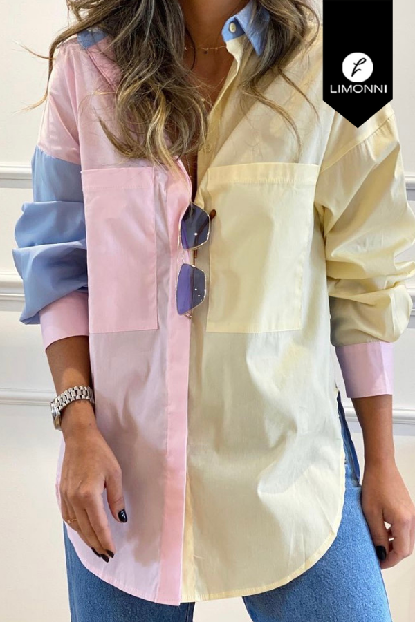 Blusas para mujer Limonni Mailía LI3680 Camiseras