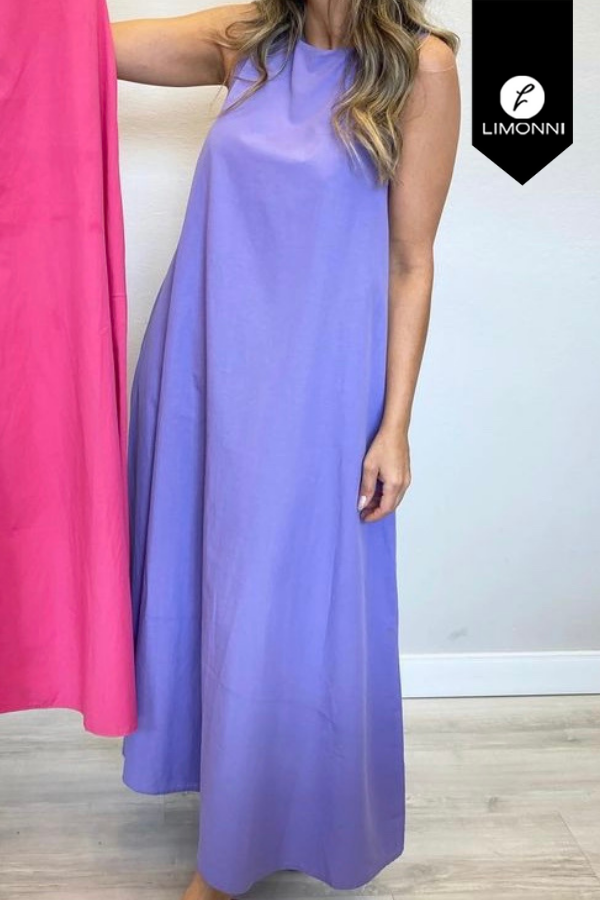 Vestidos para mujer Limonni Mailía LI3682 Maxidress