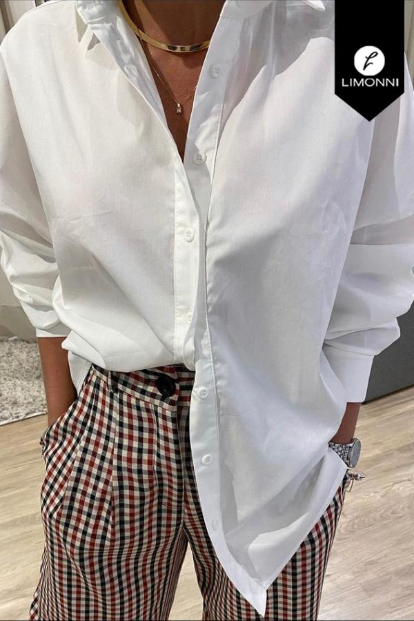 Blusas para mujer Limonni Mailía LI3684 Camiseras