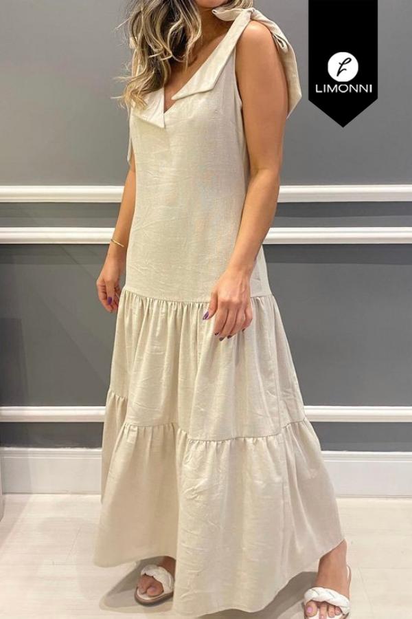 Vestidos para mujer Limonni Mailía LI3685 Maxidress