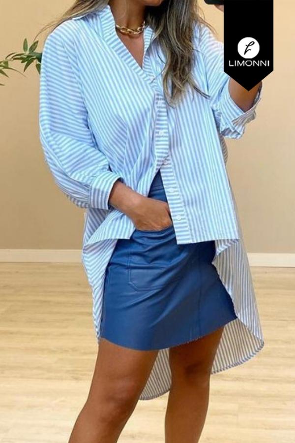Blusas para mujer Limonni Mailía LI3687 Camiseras