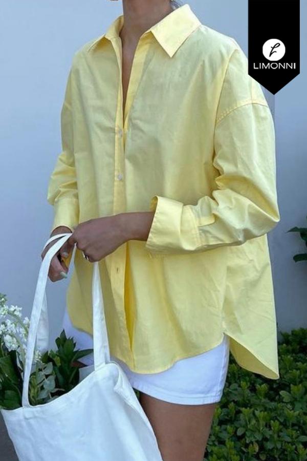Blusas para mujer Limonni Mailía LI3688 Camiseras