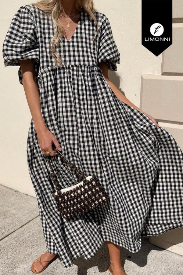 Vestidos para mujer Limonni Mailía LI3689 Maxidress