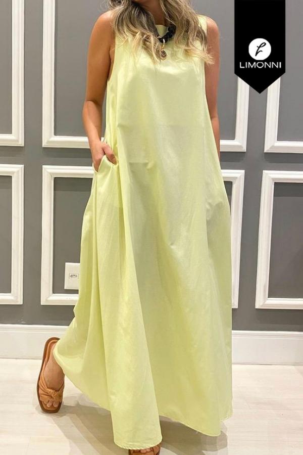 Vestidos para mujer Limonni Mailía LI3690 Maxidress