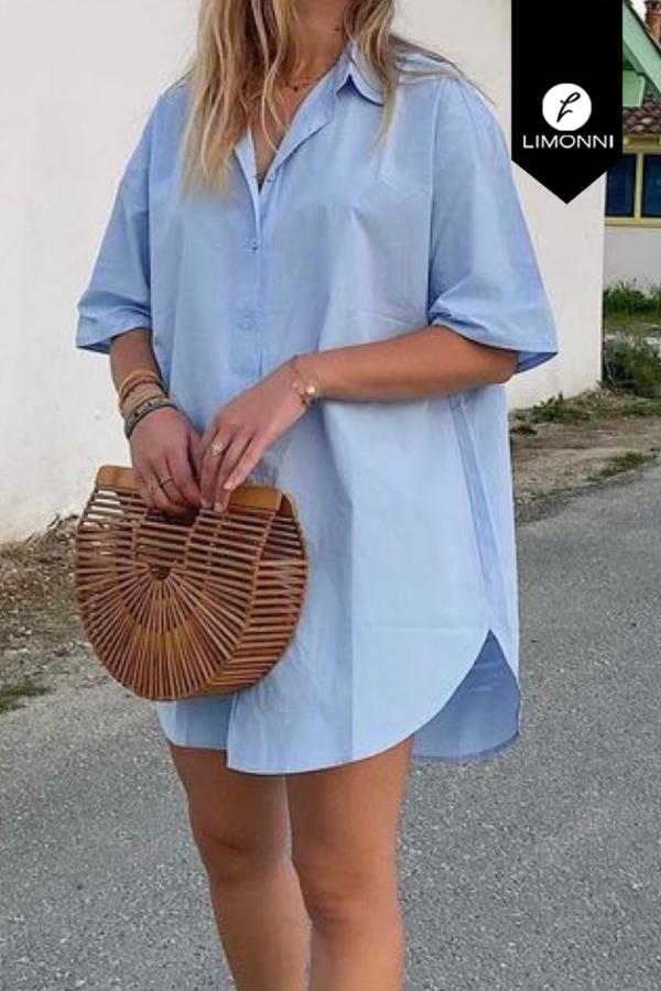 Vestidos para mujer Limonni Mailía LI3692 Cortos Casuales
