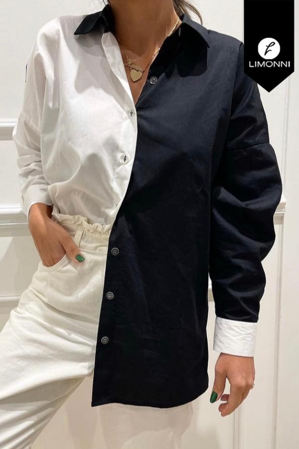 Blusas para mujer Limonni Mailía LI3696 Camiseras