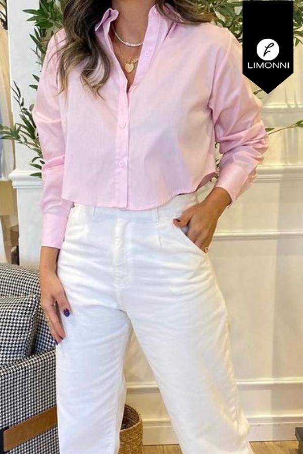 Blusas para mujer Limonni Mailía LI3699 Camiseras