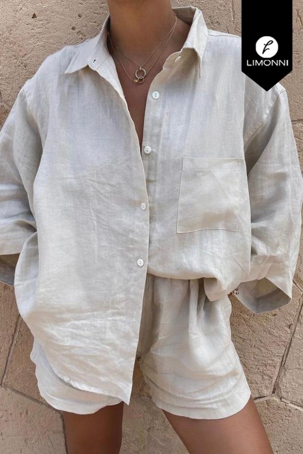 Blusas para mujer Limonni Mailía LI3700 Camiseras