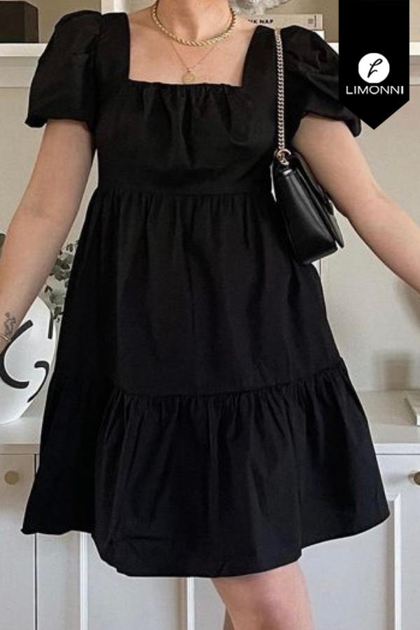 Vestidos para mujer Limonni Mailía LI3704 Cortos Casuales
