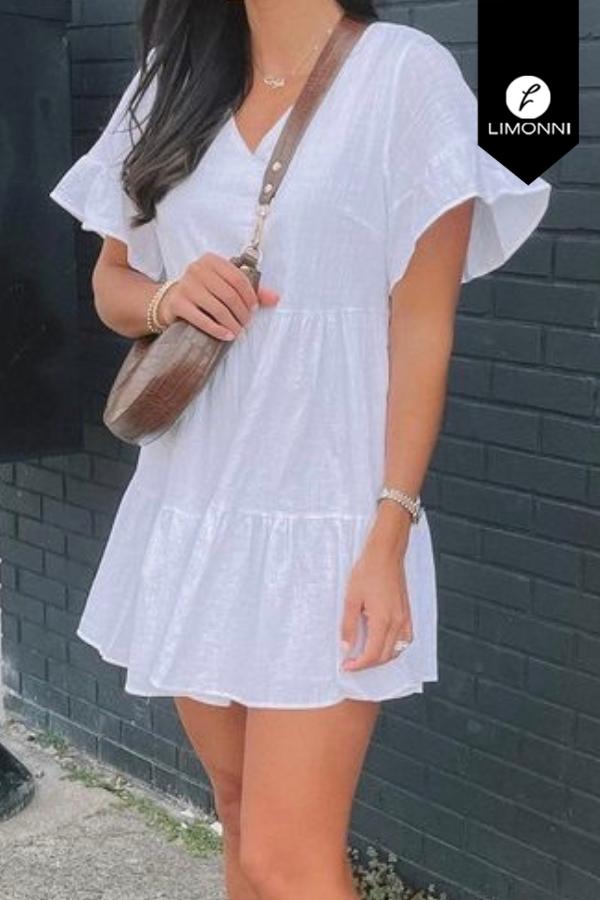 Vestidos para mujer Limonni Mailía LI3706 Cortos Casuales