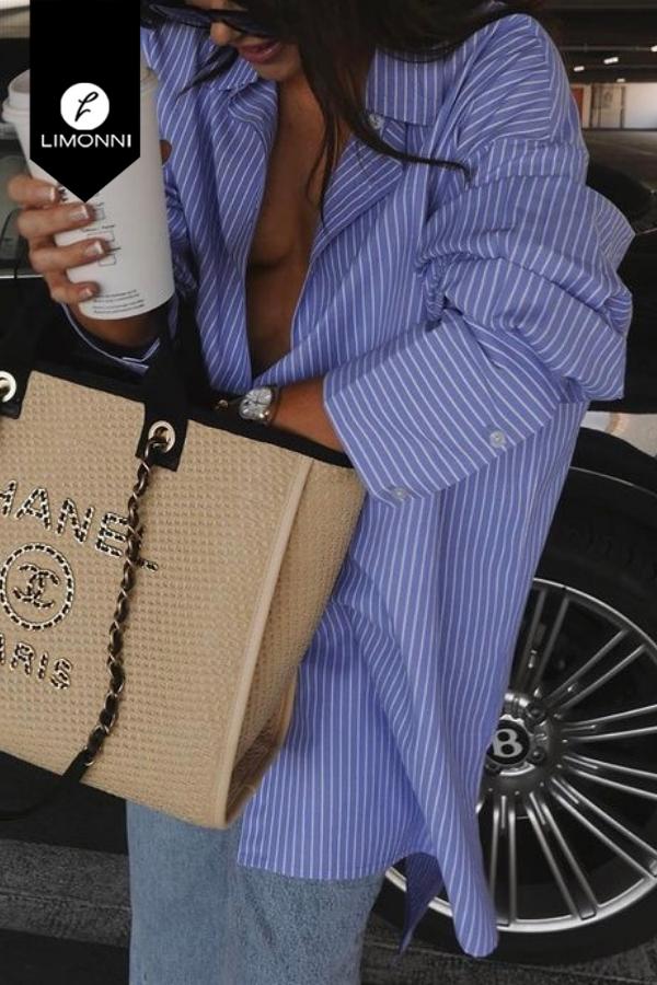 Blusas para mujer Limonni Mailía LI3707 Camiseras