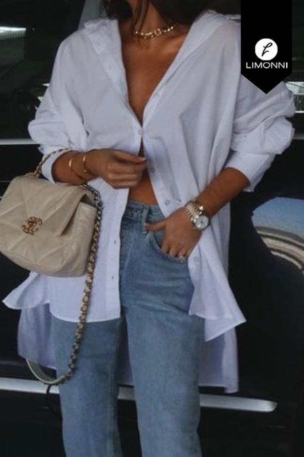 Blusas para mujer Limonni Mailía LI3708 Camiseras