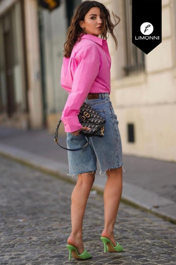 Blusas para mujer Limonni Mailía LI3709 Camiseras