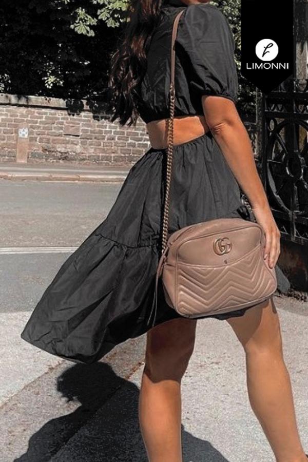 Vestidos para mujer Limonni Mailía LI3711 Cortos Casuales