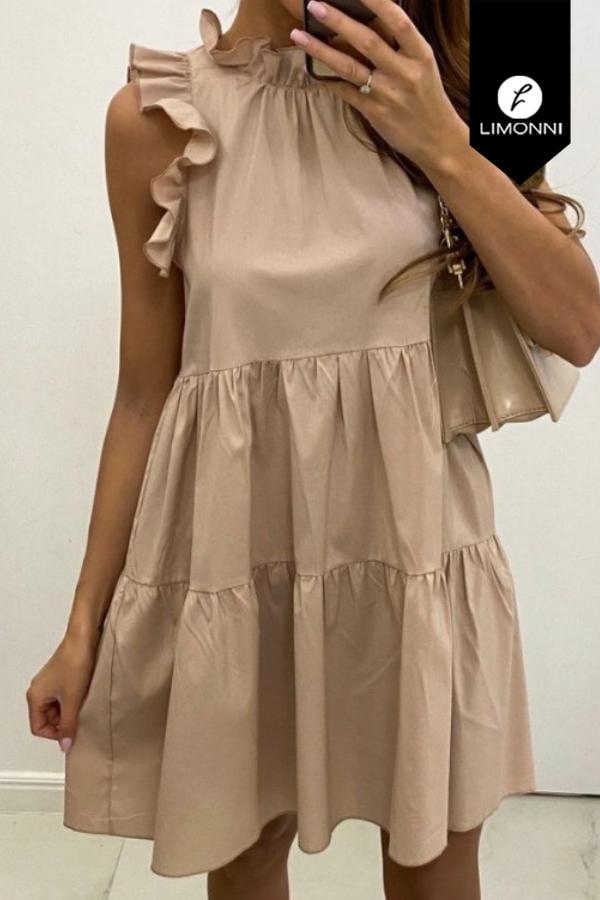 Vestidos para mujer Limonni Mailía LI3714 Cortos Casuales