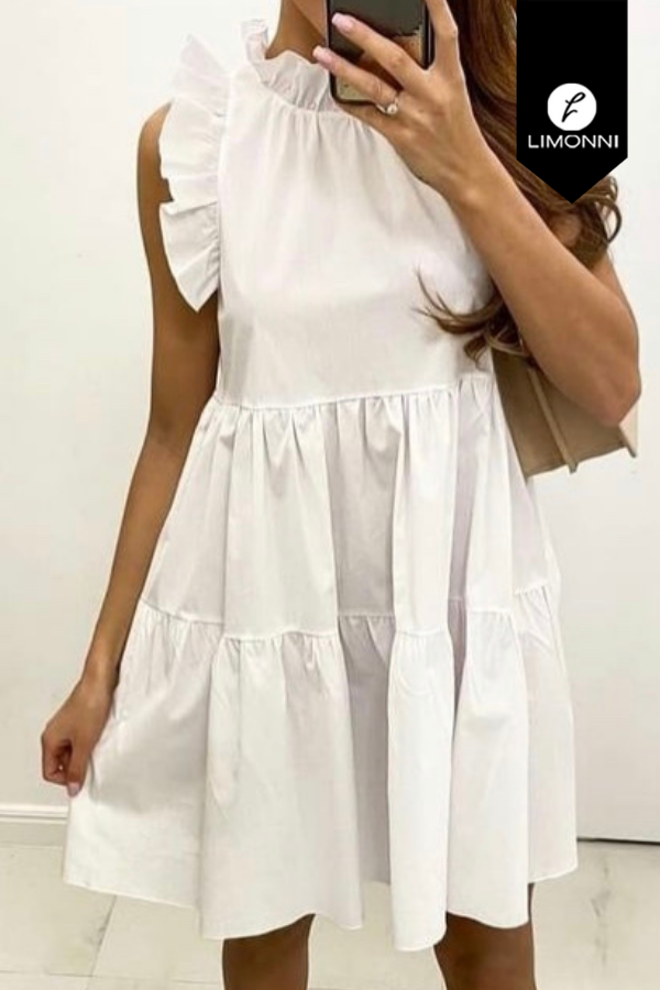 Vestidos para mujer Limonni Mailía LI3715 Cortos Casuales