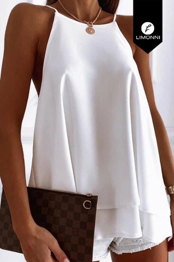 Blusas para mujer Limonni Mailía LI3718 Casuales