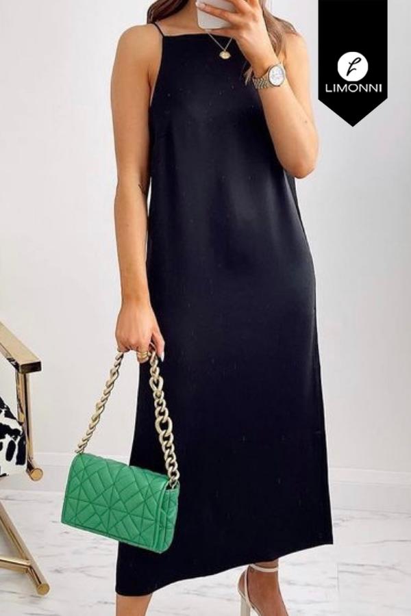 Vestidos para mujer Limonni Mailía LI3719 Maxidress