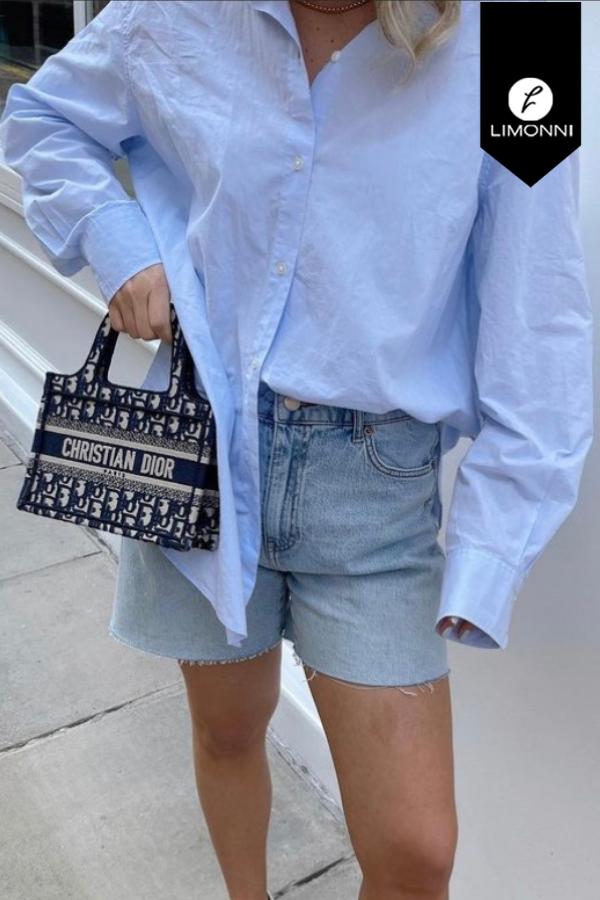 Blusas para mujer Limonni Mailía LI3724 Camiseras