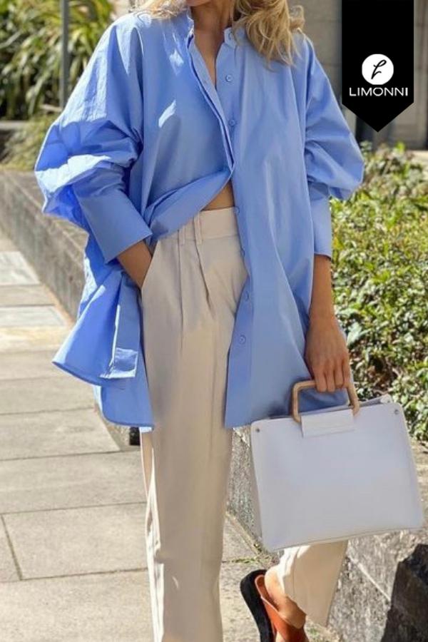 Blusas para mujer Limonni Mailía LI3727 Camiseras
