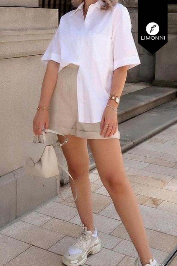 Blusas para mujer Limonni Mailía LI3728 Camiseras