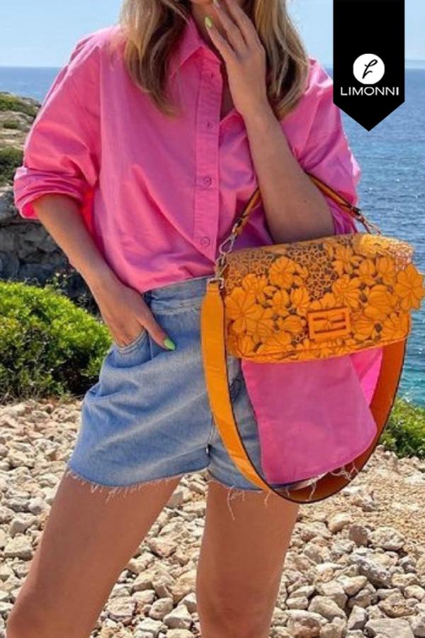 Blusas para mujer Limonni Mailía LI3730 Camiseras