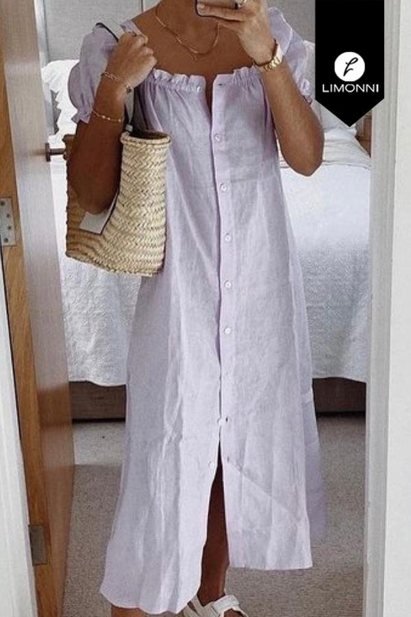 Vestidos para mujer Limonni Mailía LI3734 Maxidress