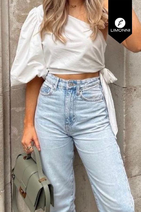 Blusas para mujer Limonni Mailía LI3739 Tops